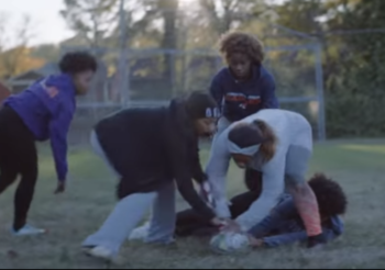 Memphis Inner City Rugby High School Girls Featured On Nike Ad