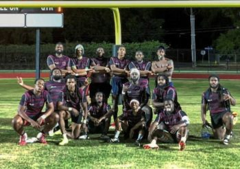 Morehouse College; MICR Take Championship at HBCU Rugby Classic